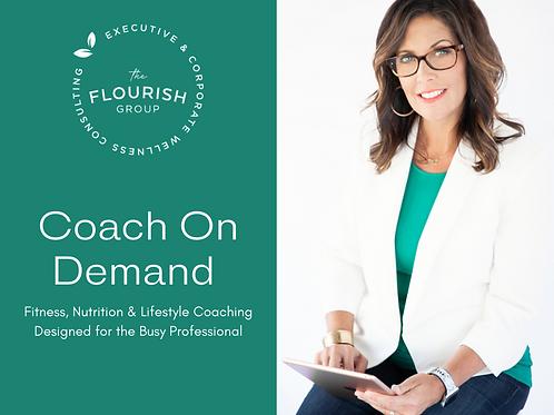 Coach on Demand Program