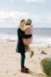 séance photographique couple
