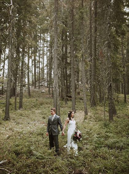 mariage séance d'après