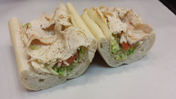 Turkey Hoagie