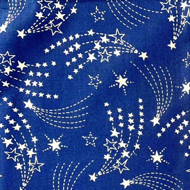 Stars in Blue