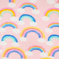 Rainbow in Pink