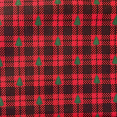 Xmas Checkered Trees