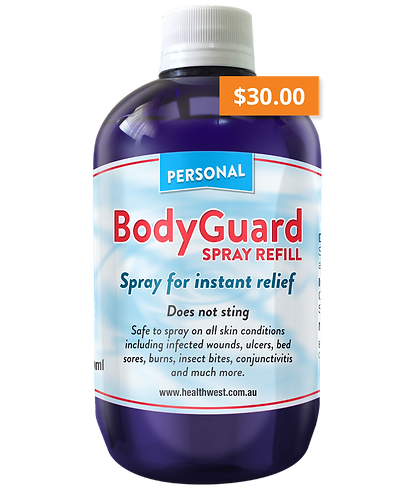 BodyGuard Refill 500ml