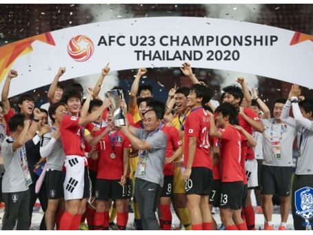 미국 언론도 김학범호 인정… U-23 챔피언십 베스트11 싹쓸이피쉬바둑이