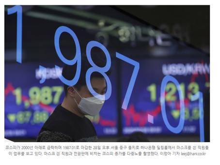 세계증시 '금융위기급' 대폭락…일주일새 6047조원 증발 바둑이포커