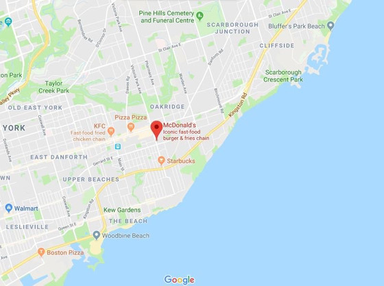 #Ontario's first four pot shops to be located in #Toronto, #Kingston, #Guelph and Thunder BayHere ar
