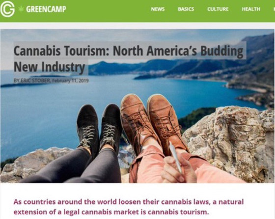 North America's Budding New Industry..