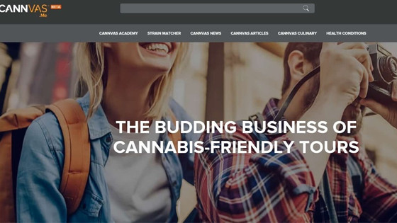 THE BUDDING BUSINESS OF CANNABIS FRIENDLY TOURS