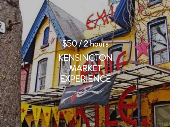 KENSINGTON MARKET TOUR – TORONTO