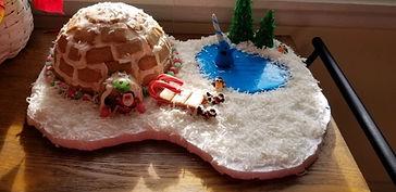 holiday igloo