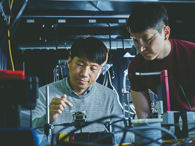 [GIST Magazine] 'Hidden key' research team that has created hidden display