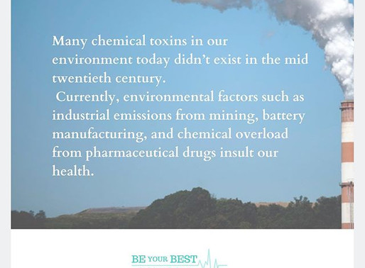 Toxins in Our Environment