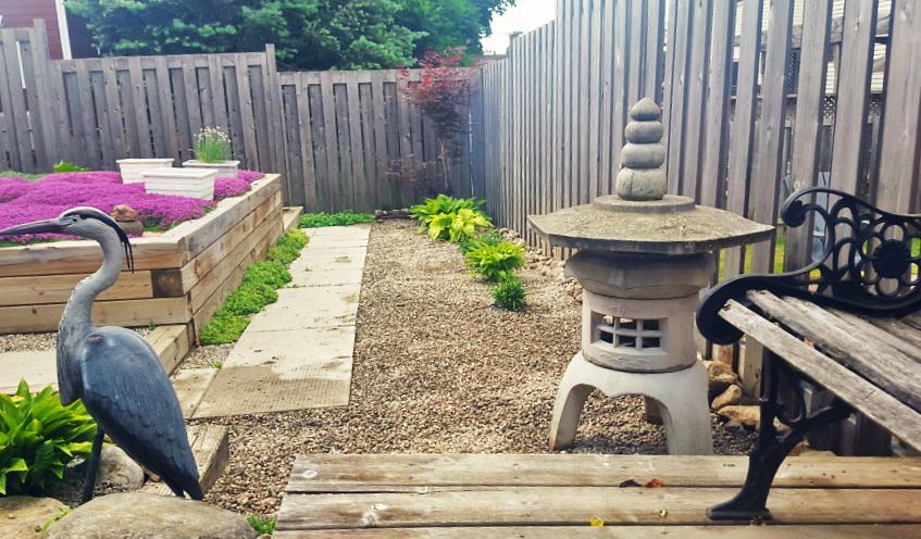 Japanese Theme Garden