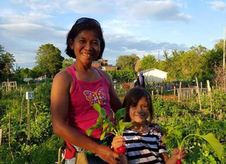 Community Gardening Mission
