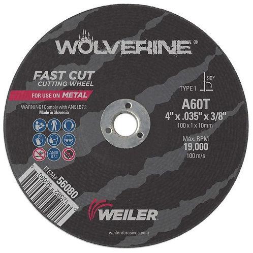 Disco de Corte Wolverine
