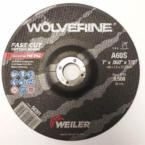 Disco de Desbaste Wolverine