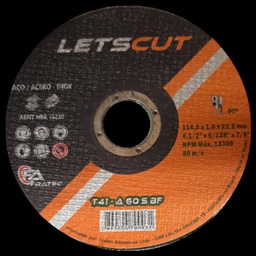 Disco de Corte Let'sCut