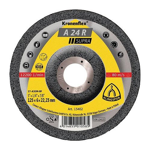Disco de Desbaste A24 R / TX