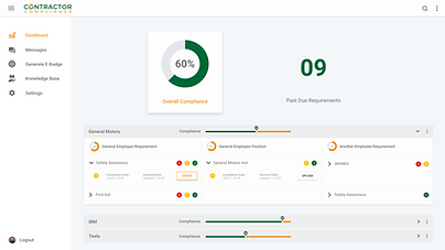 User Dashboard - Overall Compliance_2x_p