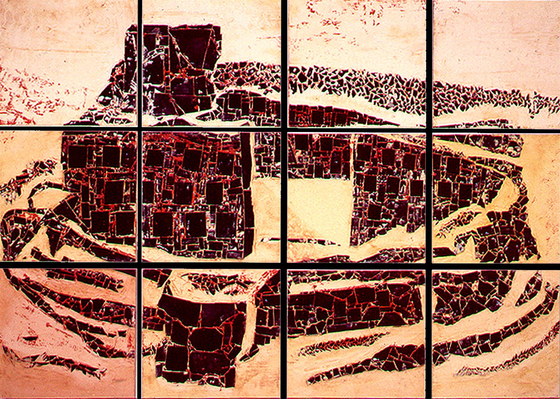 Colombarium at Massada