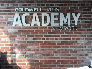 Owner certified as Goldwell Master Colorist