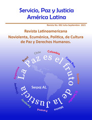 Revista SERPAJ América Latina No. 2  Jul-Sept-1