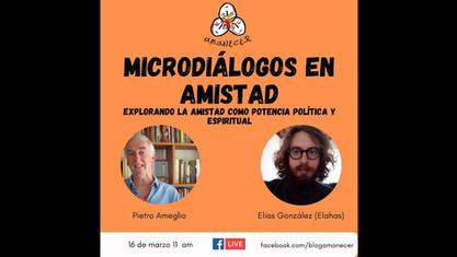 Microdiálogos en amistad