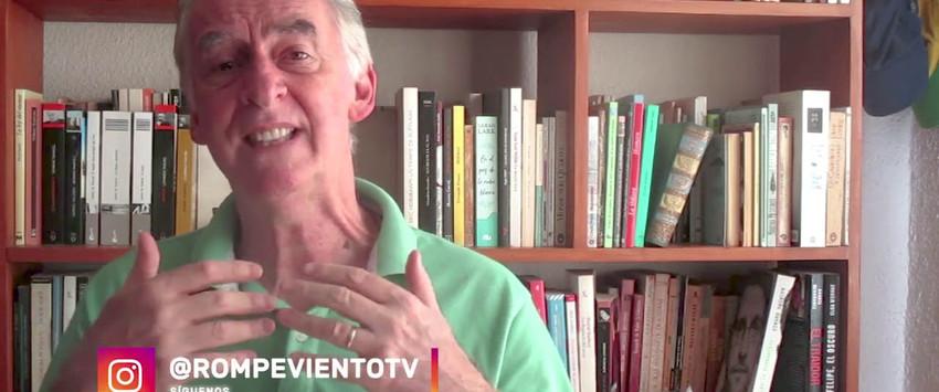 La transformación de las vallas en Palacio Nacional y las resistencias -Video Opinión Pietro Ameglio