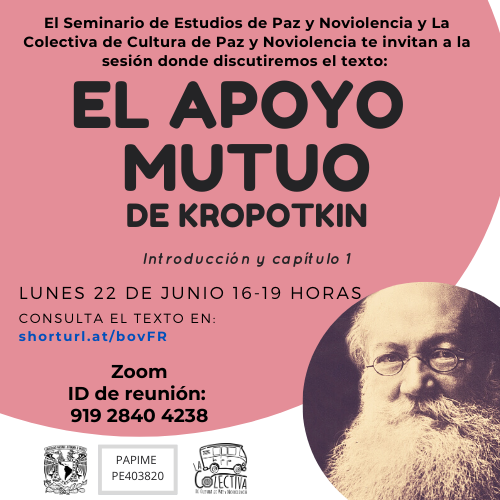 El apoyo mutuo de Kropotkin