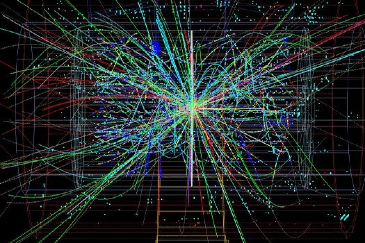 The Big Bang, Particle Collider