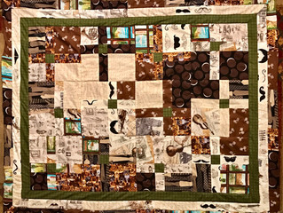 The Dad quilt
