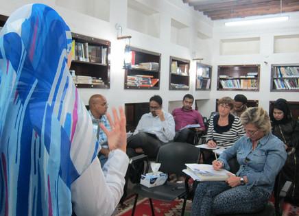 @روضة_سعد #تعليم-اللغة-العربية Teaching Arabic @SMCCU