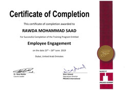 Employee Engagement  @روضة سعد