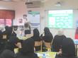 @روضة سعد - تقديم ورشة عمل عن القراءة والابتكار لفريق القراءة