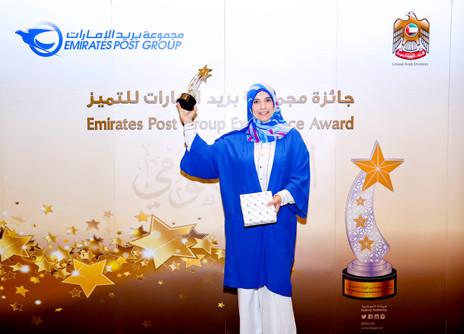 #روضة_سعد تفوز بجائزة #الأم_المثالية