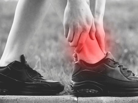 Sprained Ankle: Symptoms, Causes, & Treatment