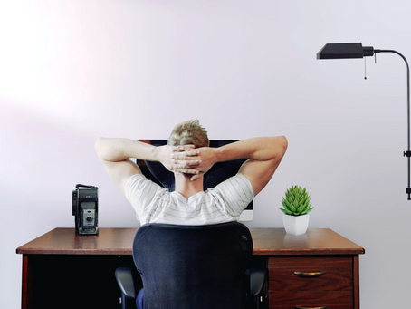 Working From Home: Tips For Improving Posture