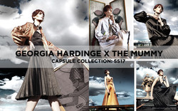 GEORGIA HARDINGE X THE MUMMY
