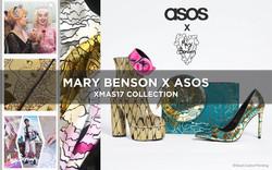 MARY BENSON X ASOS
