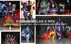 FYODOR GOLAN X MTV