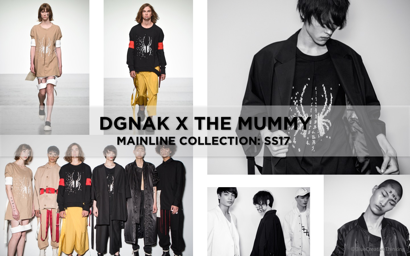 DGNAK X THE MUMMY