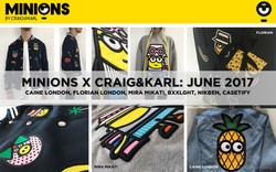 MINIONS X CRAIG&KARL