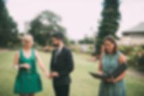 Sydney Botanical Garden wedding