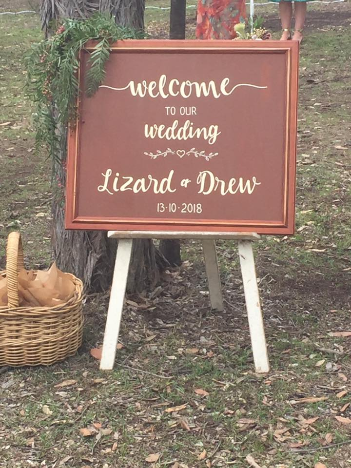 just married canberra