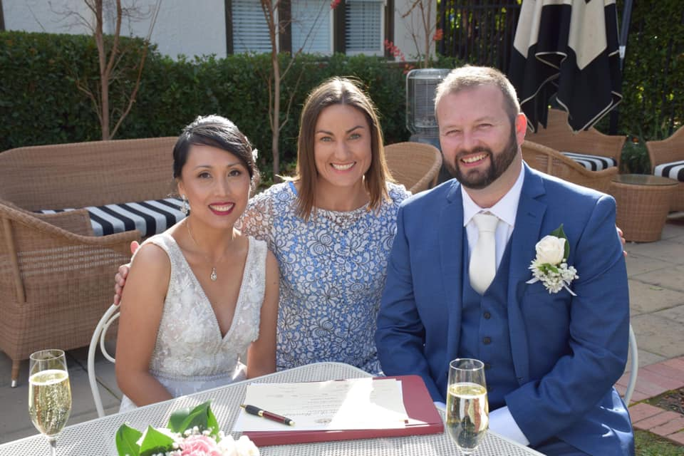 marriage celebrants canberra
