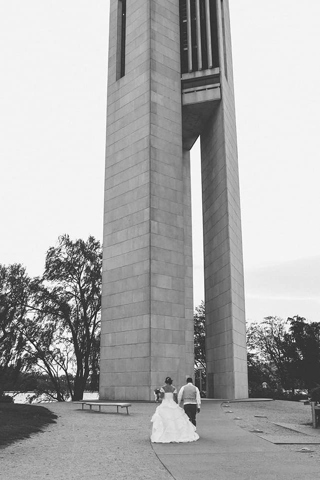 carillon wedding