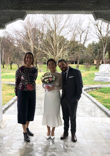 marriage celebrant canberra