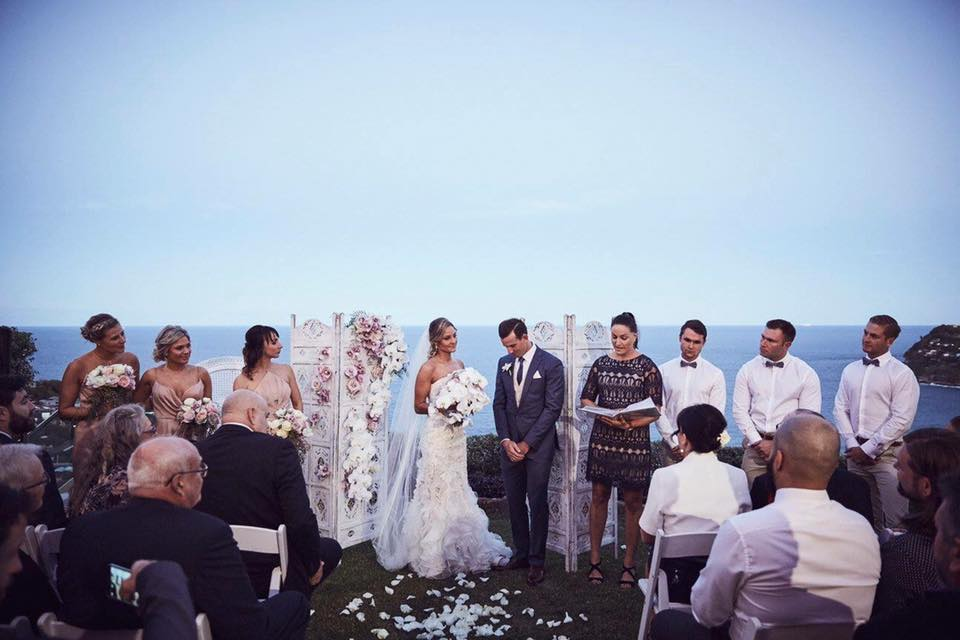 central coast wedding