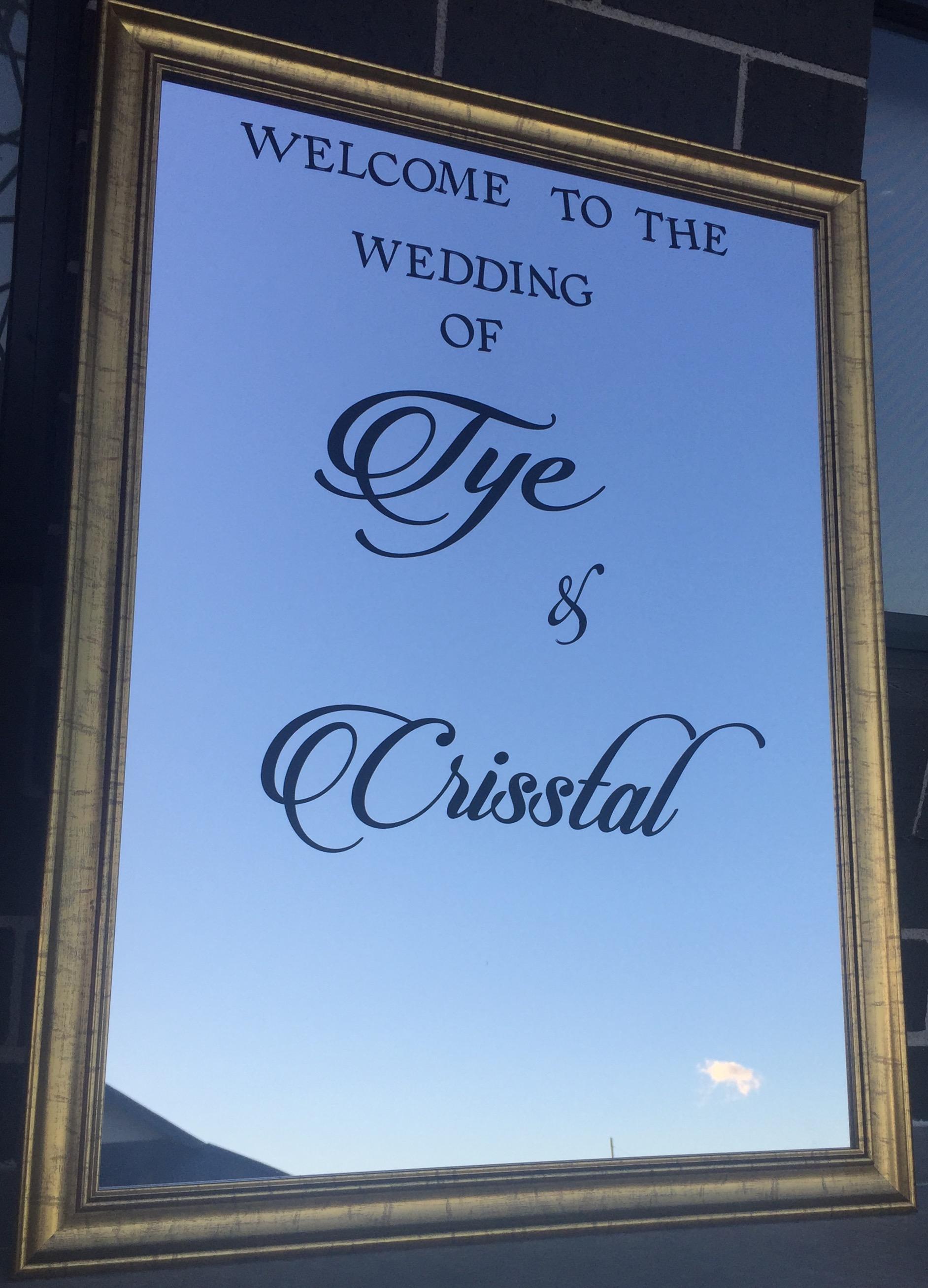campbelltown wedding
